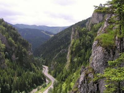 Vrátna Dolina - Tiesňavy, Słowacja