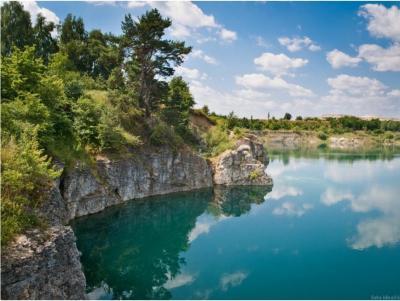 Piechcin - Turkusowe Jezioro
