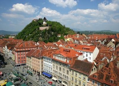Zamek Graz (Schlossberg)