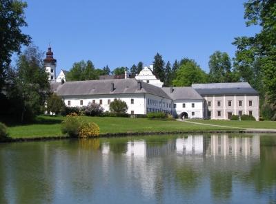 Renesansowy Pałac Velke Losiny