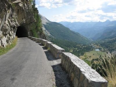 Przełęcz Col de la Cayolle