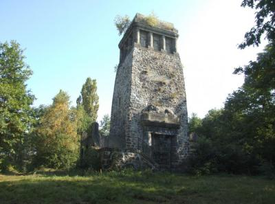 Wieża Bismarcka w Żaganiu
