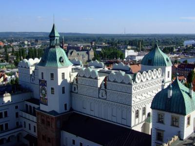 Zamek Książąt Pomorskich w Szczecinie