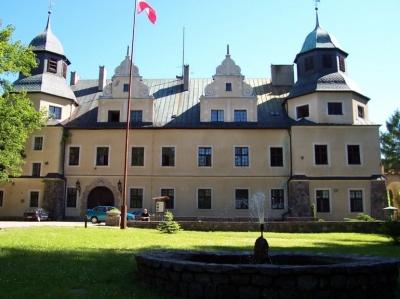 Goraj - Zamek