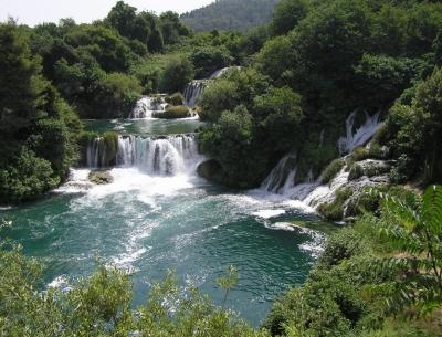 Park Narodowy Krka - Chorwacja