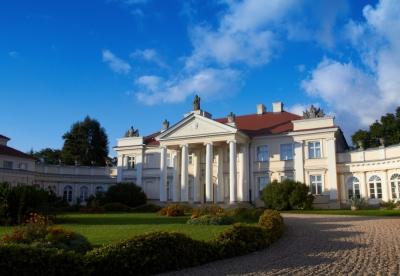 Pałac i muzeum Adama Mickiewicza w Śmiełowie