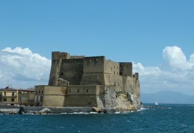 Zamek OVO - Włochy