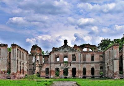 Ruiny Pałacu Napoleona