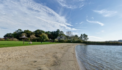 Jezioro Niepruszewskie - Plaża
