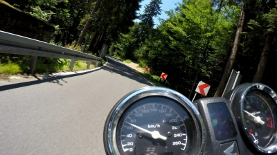 Trasa 781 - Przłęcz Kocierska