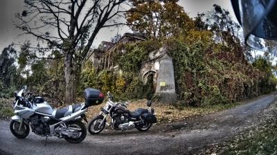 Ruiny Pałacu w Sławikowie
