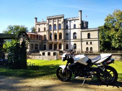 Zamek Bąkowiec - Morsko