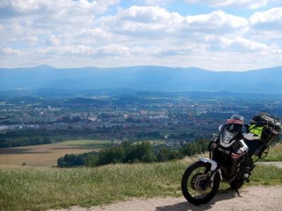 Góra Szybowcowa - punkt widokowy