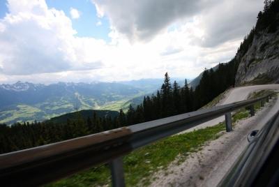 Stoderzinken Alpenstrasse