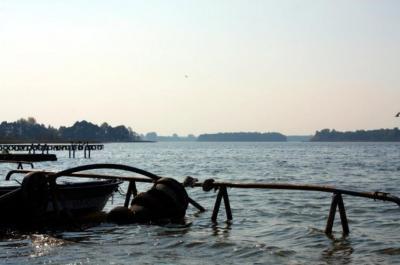 Skorzęcin nad jeziorem Niedzięgiel