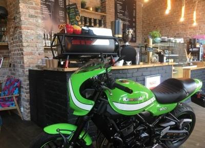 Coccole di Caffe - kawiarnia motocyklowa