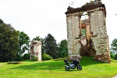 Bychawa - Ruiny Zamku