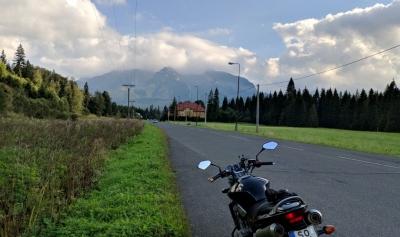 Droga Jurgów - Podspady