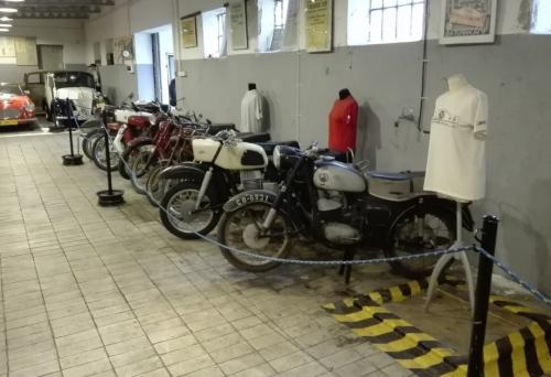 Muzeum motoryzacji - Bielsko-Biała