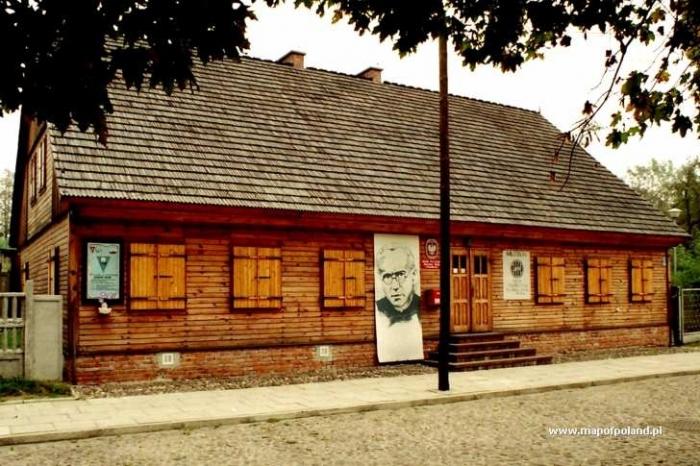 Dom narodzin św. Maksymiliana Marii Kolbe