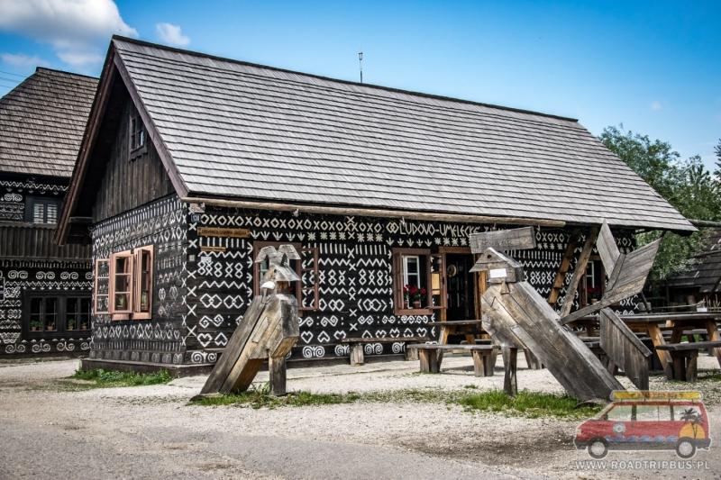 Ćićmany - Malowniczy Skansen domów wiejskich
