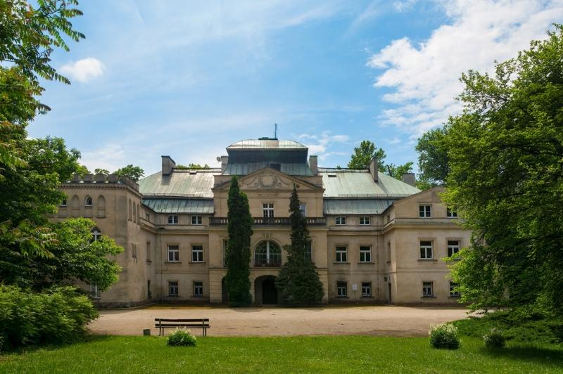 Zespół pałacowo-parkowy Turew.