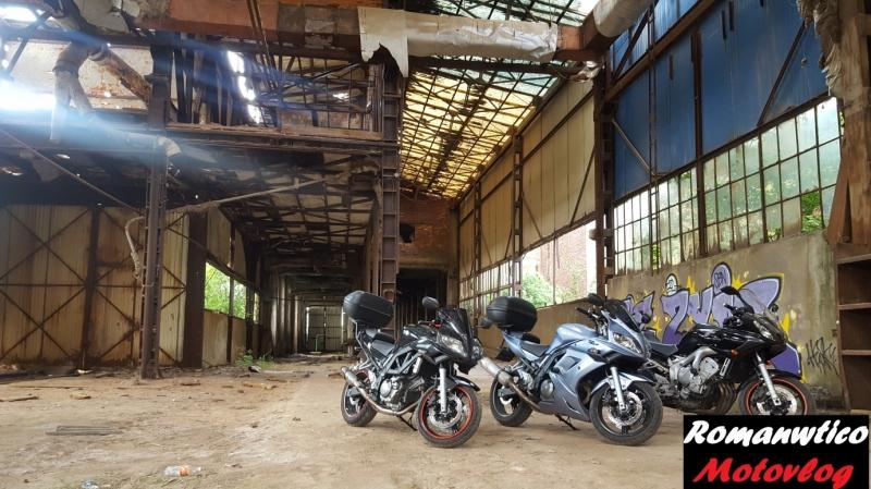 Opuszczona kopalnia soli Wapno