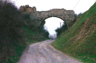 Ruiny Zamku w Ossolinie