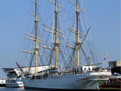 Dar Pomorza - Statek Muzeum