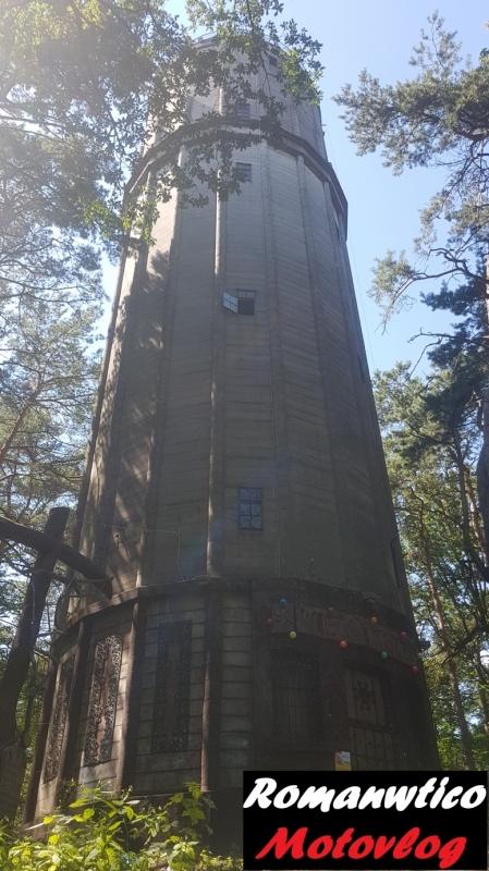 Wieża ciśnień -  Tuszyn