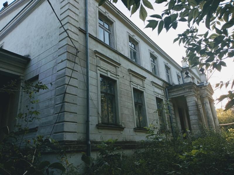 Pałac w Poborzy