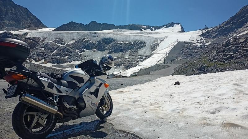 Ötztaler Gletscherstraße - Austria