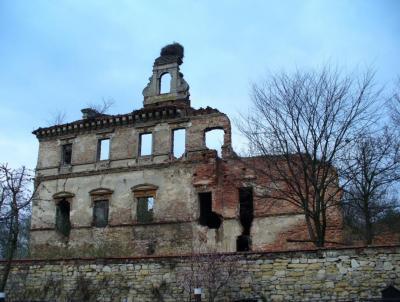Zamek biskupów wrocławskich w Ujeździe